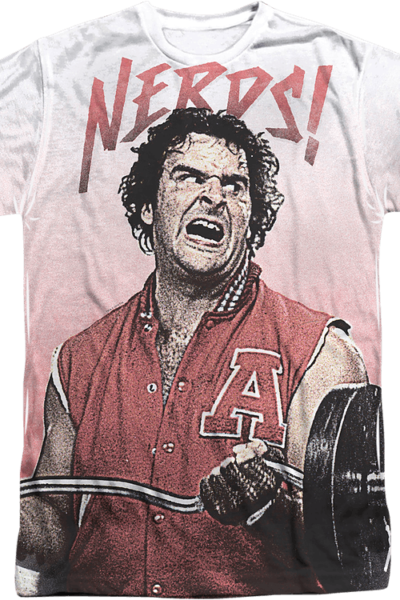 Nerds Ogre Sublimation Shirt