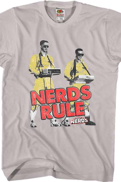 Nerds Rule Shirt