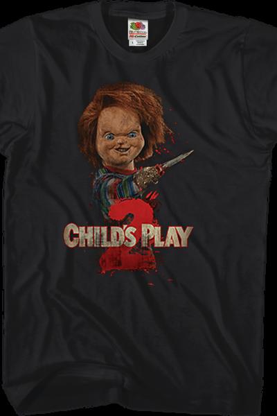 New Hand Child's Play 2 T-Shirt