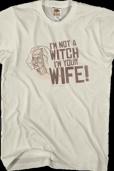 Not A Witch Princess Bride Shirt