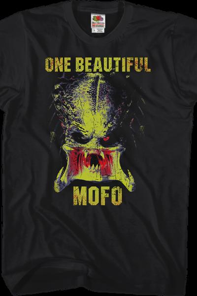 One Beautiful Mofo Predator T-Shirt