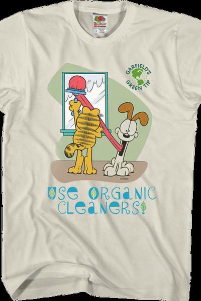 Organic Cleaners Garfield T-Shirt