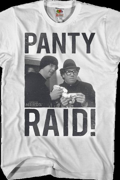 Panty Raid Nerds Shirt