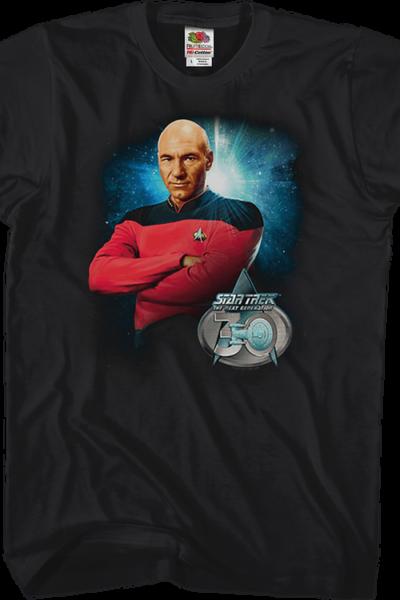 Picard 30th Anniversary Star Trek The Next Generation T-Shirt