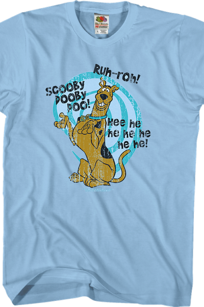Quotes Scooby-Doo T-Shirt