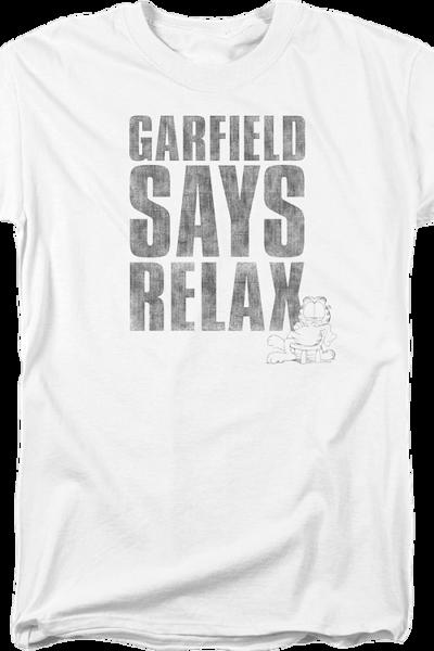 Relax Garfield T-Shirt