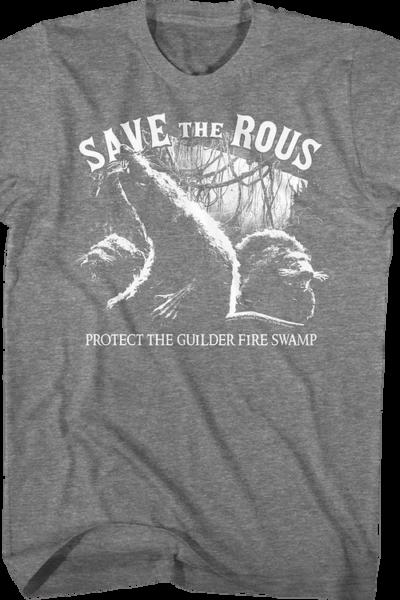 Save The ROUS Princess Bride T-Shirt