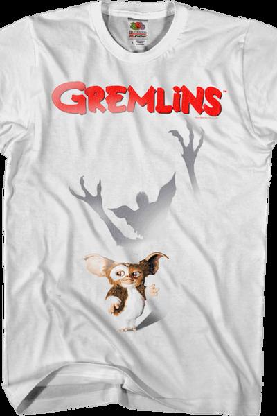 Shadow Poster Gremlins T-Shirt