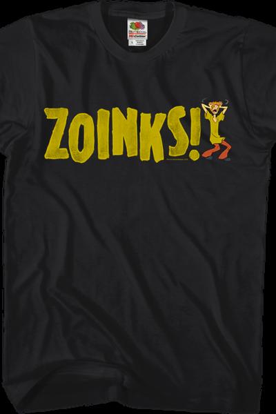 Shaggy Zoinks Scooby-Doo T-Shirt