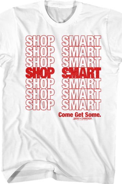 Shop Smart Shop S-Mart Army of Darkness T-Shirt