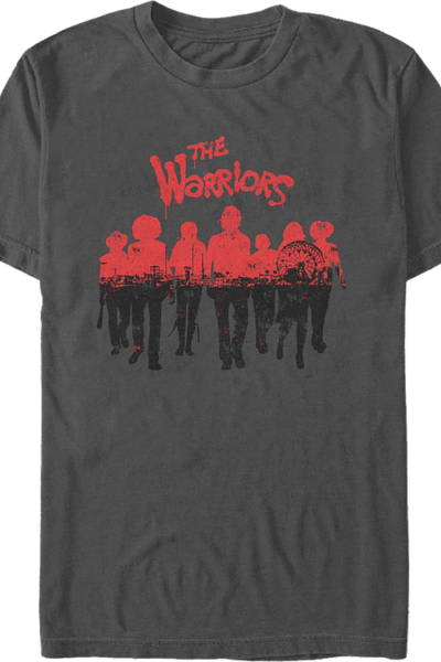 Silhouettes The Warriors T-Shirt