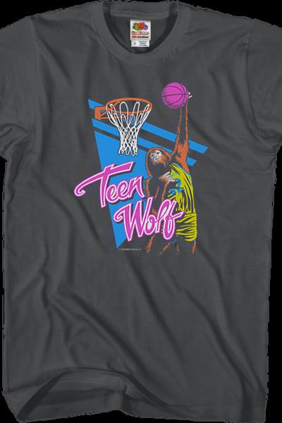 Slam Dunk Teen Wolf T-Shirt