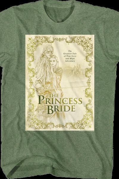 Special Edition Poster Princess Bride T-Shirt