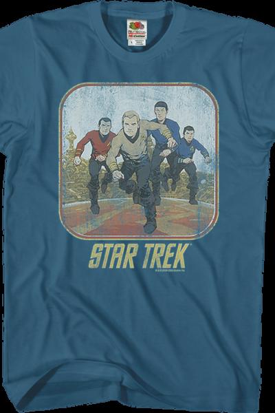 Star Trek The Animated Series T-Shirt