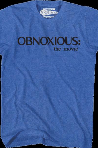 Stiles Obnoxious Teen Wolf T-Shirt