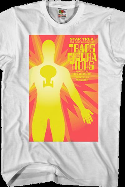 Transfigurations Star Trek The Next Generation T-Shirt