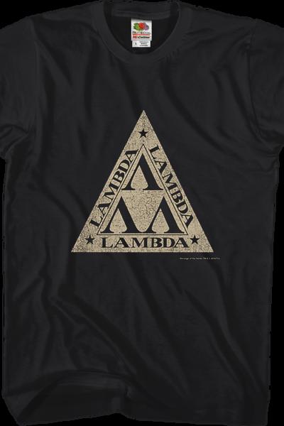 Tri-Lam Revenge Of The Nerds T-Shirt