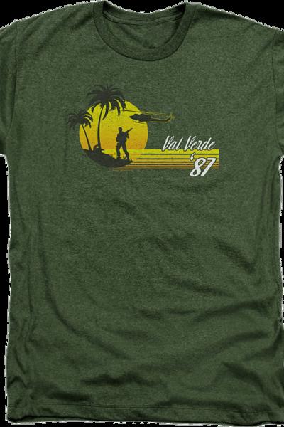 Val Verde Predator T-Shirt