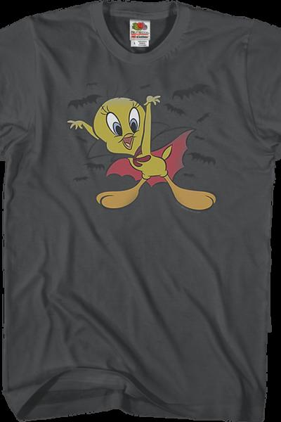Vampire Tweety Bird Looney Tunes T-Shirt