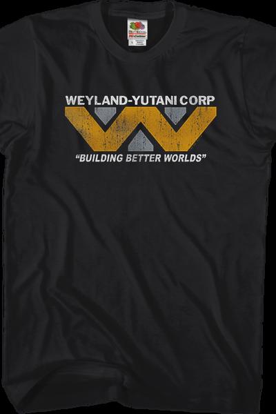 Weyland-Yutani Corp Alien T-Shirt
