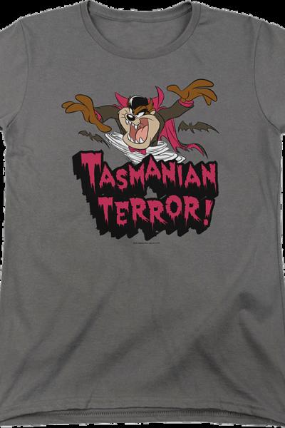 Womens Tasmanian Terror Looney Tunes Shirt