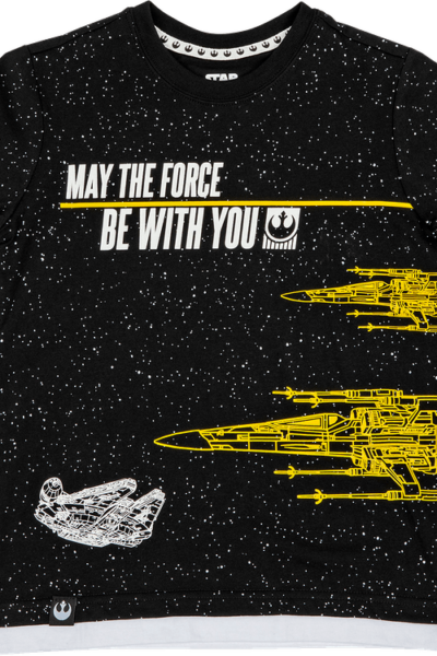 Youth May The Force Be With You Star Wars Shirt