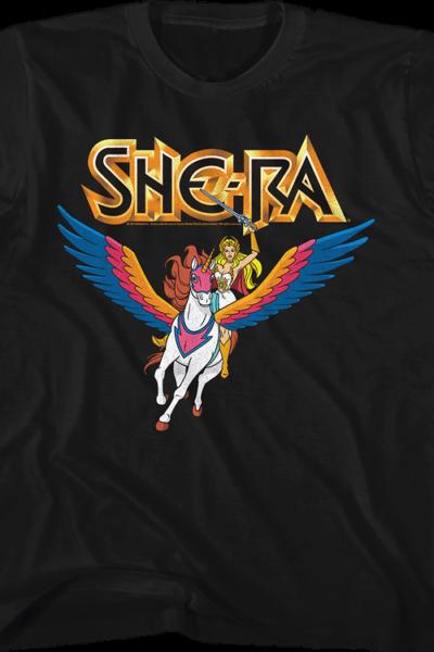 Youth Princess of Power She-Ra Shirt
