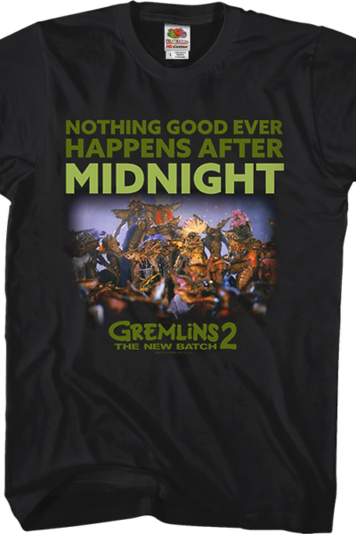 After Midnight Gremlins 2 The New Batch