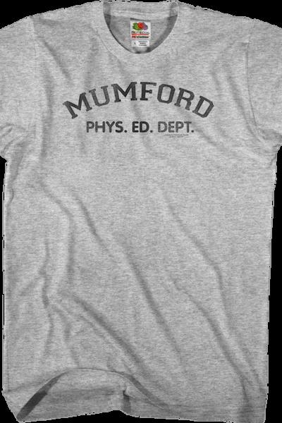 Beverly Hills Cop Mumford