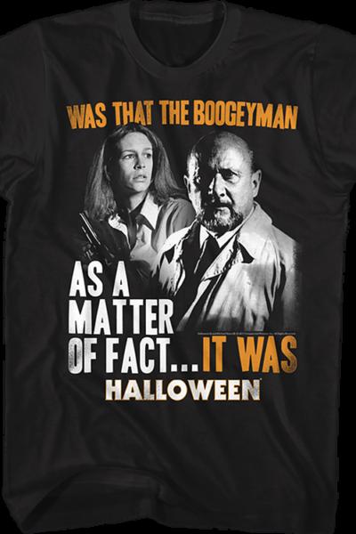 Boogeyman Halloween