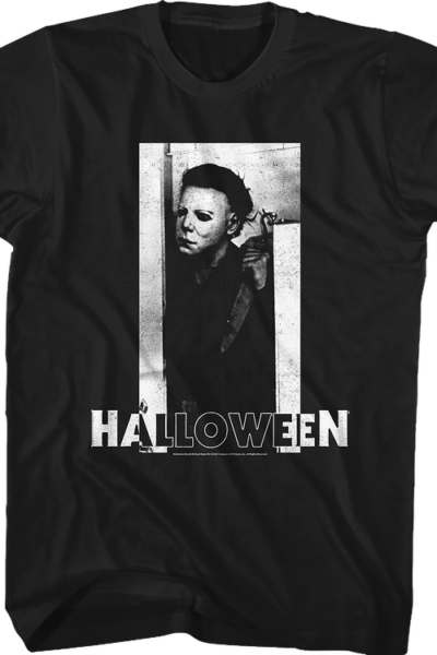 Michael Myers Attack Pose Halloween