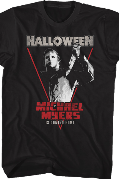 Michael Myers Is Coming Home Halloween