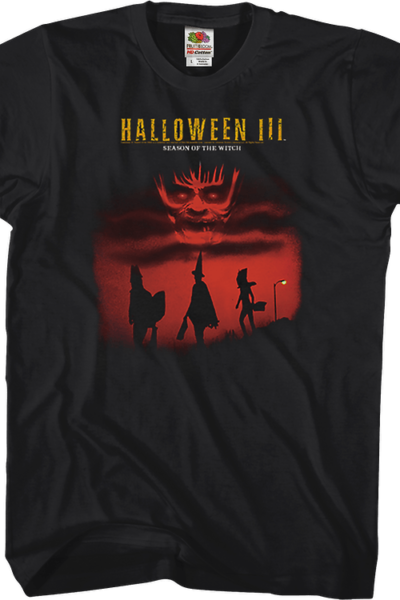 Movie Poster Halloween III Season of the Witch