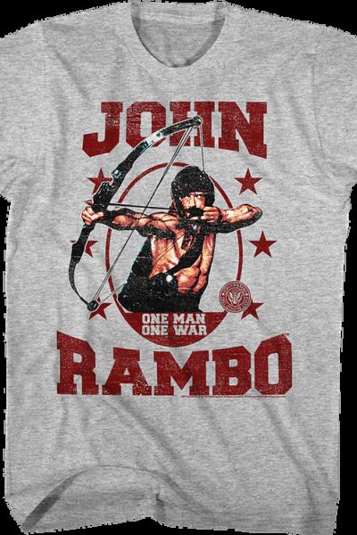 One Man One War Rambo