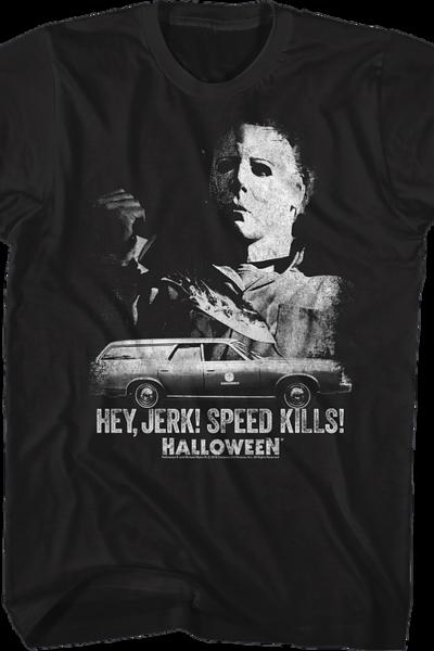 Speed Kills Halloween