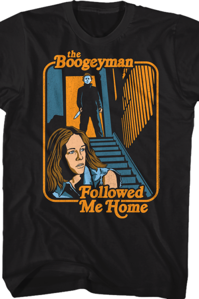 The Boogeyman Followed Me Home Halloween