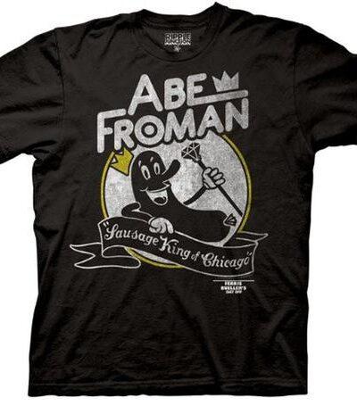 Abe Froman Sausage King T-shirt