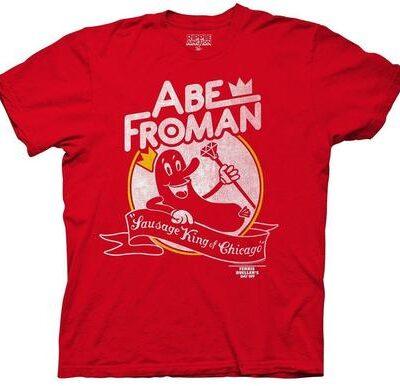 Abe Froman Sausage T-shirt