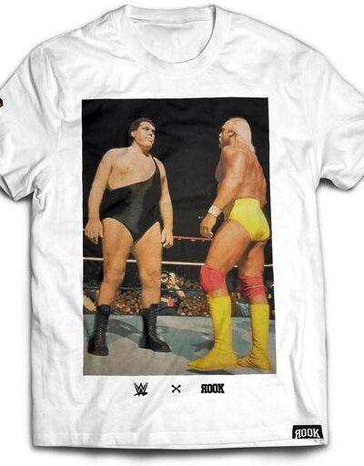 Andre Vs Hulk T-shirt