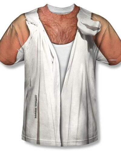 Animal House Bluto Toga Sublimation Costume T-Shirt
