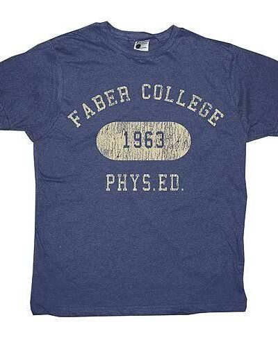 Animal House Faber College Phys. Ed. T-shirt