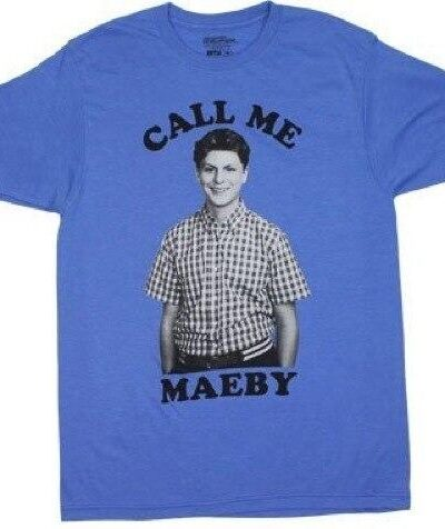 Arrested Development Call Me Maeby T-shirt