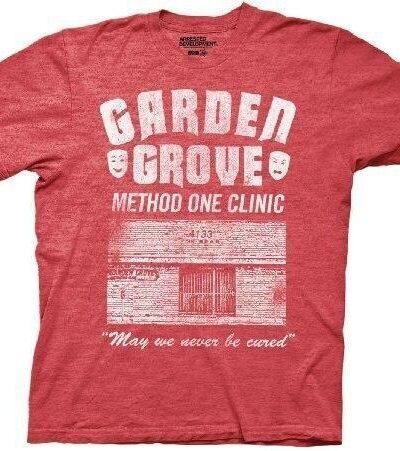 Arrested Development Garden Grove Method One Clinic T-shirt