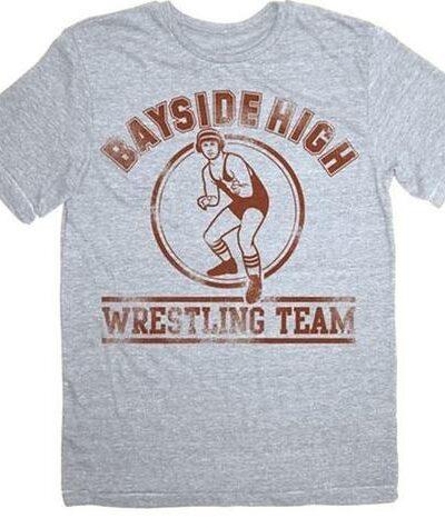 Bayside High Wrestling Team T-shirt