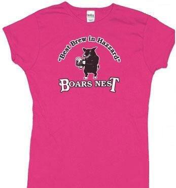 Boars Nest Best Daisy Duke Costume T-shirt