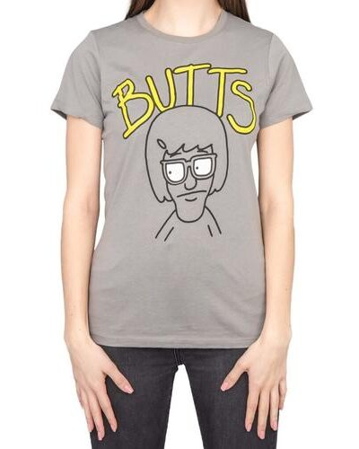 Bob's Burgers Tina Butt's Graffiti T-Shirt