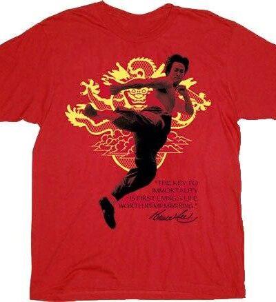 Bruce Lee Immortal Dragon Key