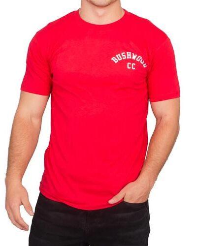 Caddyshack Bushwood CC Logo on Left Chest T-shirt