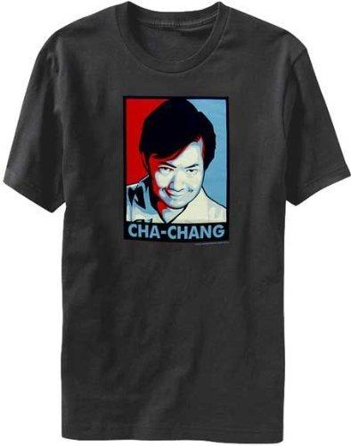 Community Cha-Chang Charcoal T-shirt