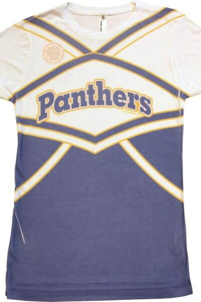 Dillon Panthers Cheer Uniform SUBLIMATED